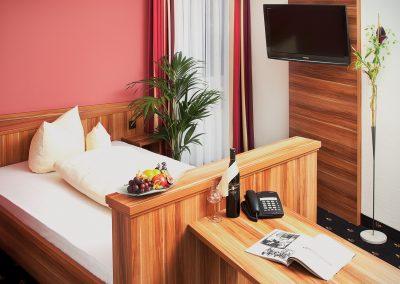 Hotel Panorama Heidelberg Komfort Einzelzimmer