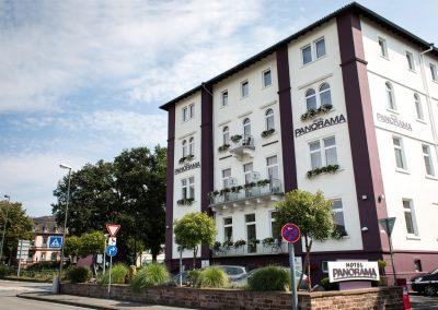 Hotel Panorama Heidelberg Fassade 1