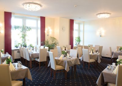 Hotel Panorama Heidelberg Fruehstuecksraum 2