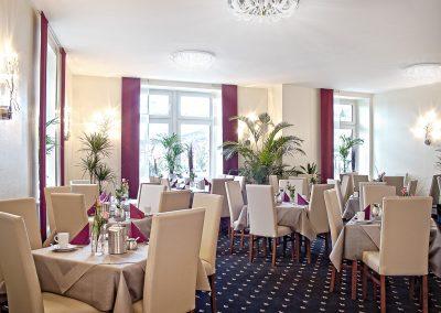 Hotel Panorama Heidelberg Fruehstueckszimmer