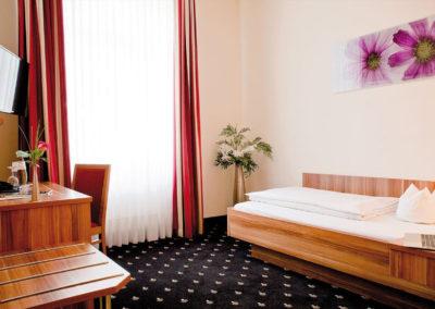Hotel Panorama Heidelberg Einzelzimmer