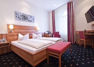 Hotel Panorama Heidelberg Komfort Doppelzimmer