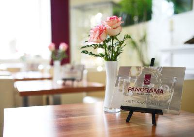 Hotel Panorama Heidelberg Lounge Getraenkekarte