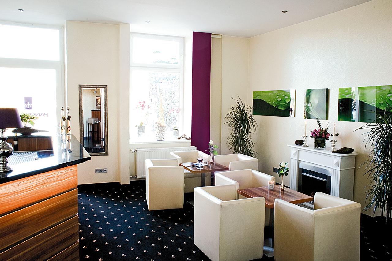 Hotel Panorama Heidelberg Lounge